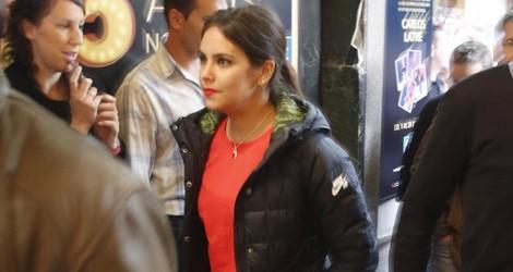 Cristina Pedroche con ropa deportiva en el estreno de '15 años no es nada'