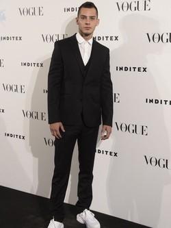 Joel Bosqued en los premios 'Vogue Who's on Next' en Madrid