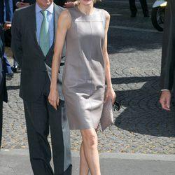 Los looks de la Reina Letizia en París