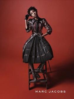 Willow Smith, una de las protagonistas de la campaña otoño/invierno 2015 de Marc Jacobs