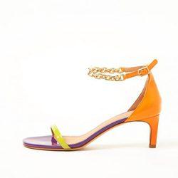 Colección multicolor de verano de la firma Calvin Klein