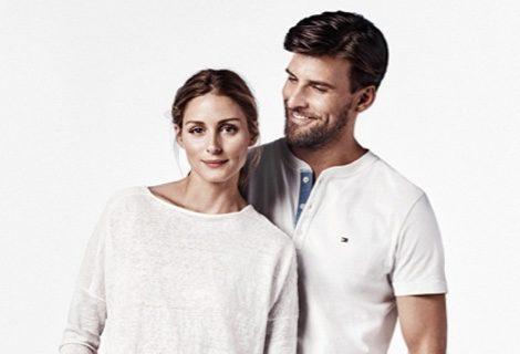 Olivia Palermo y Johannes Huebl, la nueva imagen de Tommy Hilfiguer