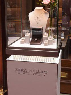 'Zara Phillips Collection by Calleja', la primera colección de joyas de Zara Phillips