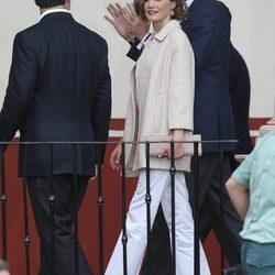 Los looks de la Reina Letizia en México