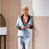 Rita Ora en el desfile de la colección de Alta Costura otoño/invierno 2015/2016 de Chanel