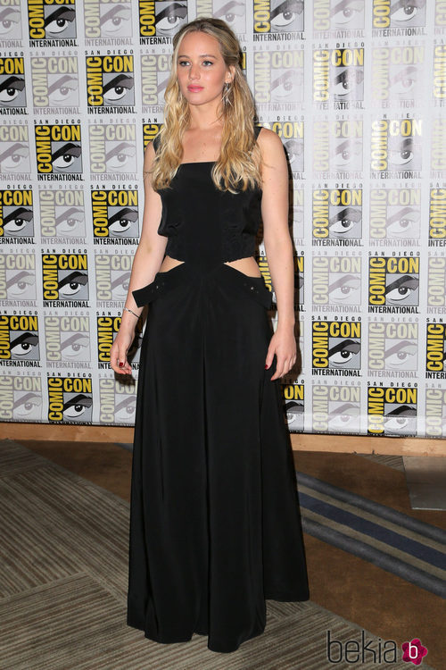 Jennifer Lawrence en el Comic-Con 2015