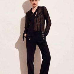 Natalia Vodianova con la colección otoño/invierno 2015/2016 de Etam