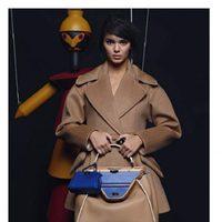 Kendall Jenner, imagen de la campaña otoño/invierno 2015/2016 de Fendi