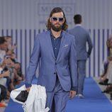 Traje azul para hombre de la colección primavera/verano 2015 de Mirto