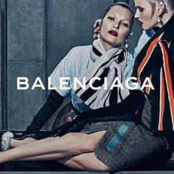 Lara Stone y Kate Moss, embajadoras de la campaña otoño/invierno 2015/2016 de Balenciaga