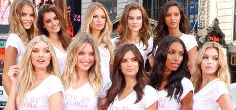 Los ángeles de Victoria's Secret presentan 'Body', la nueva campaña de la firma