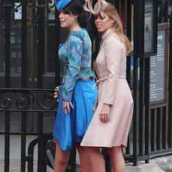 Beatriz y Eugenia: el estilo de las Princesas de York