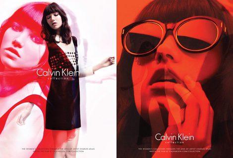 Colección Mujer para otoño 2015 de Calvin Klein Collection