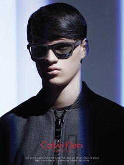 Colección Hombre para otoño 2015 de Calvin Klein Collection