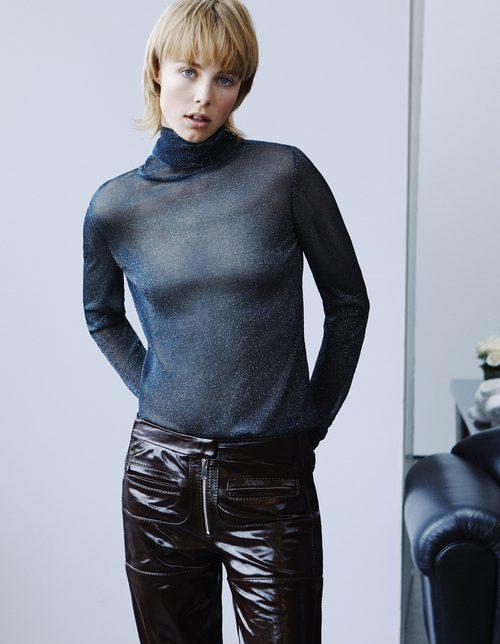Edie Campbell, imagen de la colección 'Studio' otoño/invierno 2015/2016 de H&M