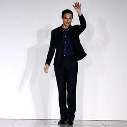 Desfile de la colección de primavera/verano 2016 de Zac Posen en la Nueva York Fashion Week