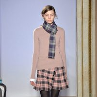 Jersey rosa palo de la colección otoño/invierno 2015/2016 de Fay