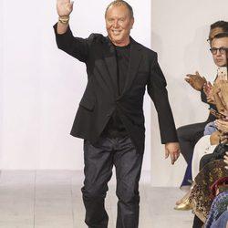 Desfile de la colección de primavera/verano 2016 de Michael Kors en la Nueva York Fashion Week