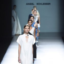 Carrusel de Ángel Schlesser para primavera/verano 2015 en Madrid Fashion Week