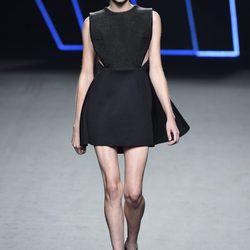 Desfile de Amaya Arzuaga primavera/verano 2016 de la Madrid Fashion Week