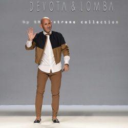 Desfile de la colección de primavera/verano 2016 de Devota&Lomba en Madrid Fashion Week