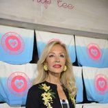 Carmen Lomana en la presentación de la nueva colección fall/winter 15/16 de la firma The Hip Tee