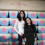 Mario Vaquerizo y Alaska en la presentación de la nueva colección fall/winter 15/16 de la firma The Hip Tee