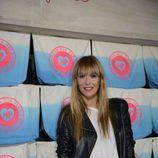 Raquel Meroño en la presentación de la nueva colección fall/winter 15/16 de la firma The Hip Tee