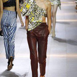 Presentación de la nueva colección primavera/verano 2016 de Roberto Cavalli en Milan Fashion Week