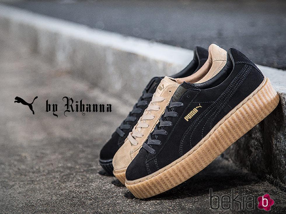 Puma Rihanna Negra