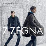 Imagen de la campaña de la nueva colección otoño/invierno de Z Zegna 2015/2016