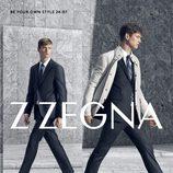 Campaña de la nueva colección otoño/invierno de Z Zegna 2015/2016