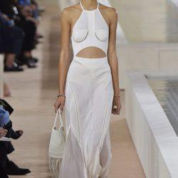 Desfile de la colección primavera/verano 2016 de Balenciaga en Paris Fashion Week