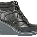 Zapatilla Naomi Boot gris de la colección otoño/invierno 2011 de Yumas