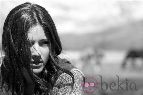 Malena Costa, nueva imagen de Indiwoman by Individual para su colección otoño/invierno 2011