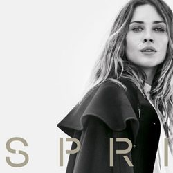 Erin Wasson posa como imagen de la colección otoño/invierno 2011/2012 de Sprit