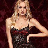 Candice Swanepoel eleva la temperatura en la colección de lencería otoño 2011 de Victoria´s Secret