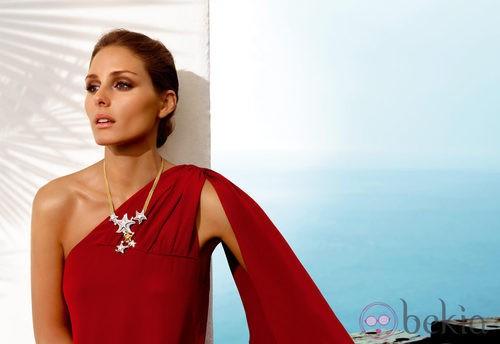 Olivia Palermo con joyas Mediterráneo de 'Carrera y Carrera'