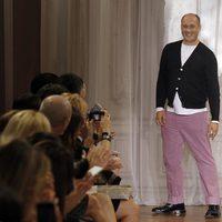 Peter Copping, director creativo de Nina Ricci, presenta la colección primavera/verano 2012 en París
