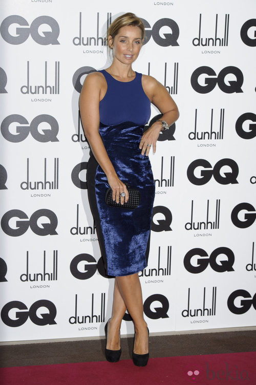 Louise Redknapp, de Stella McCartney, en los premios GQ 2011