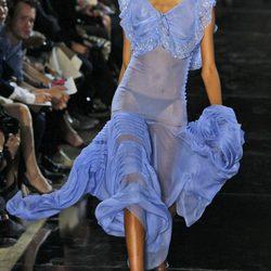 Desfile primavera verano 2012 de John Galliano en París Fashion Week