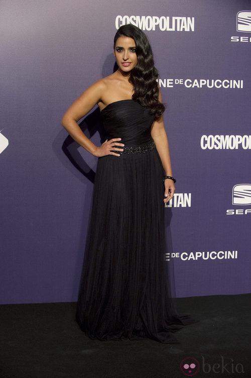 Estilismo de Inma Cuesta en la Gala Cosmopolitan Fun Fearless Female 2011