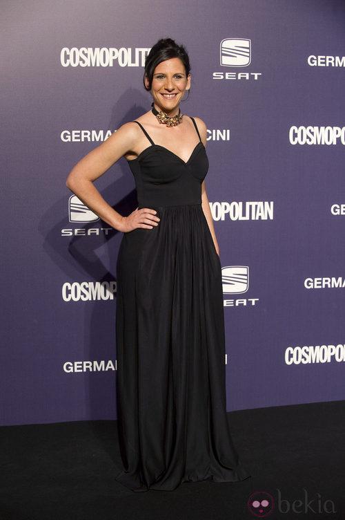 Estilismo de Malena Alterio en la Gala Cosmopolitan Fun Fearless Female 2011