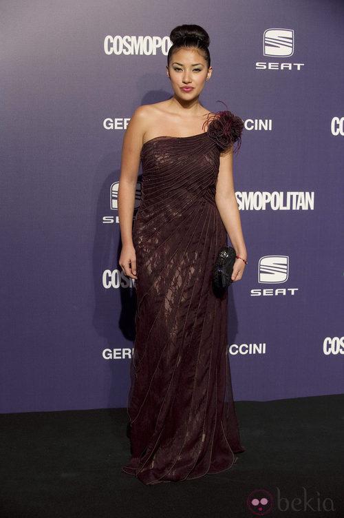 Estilismo de Giselle Calderón en los Premios Cosmopolitan Fun Fearless Female 2011