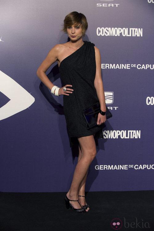 Estilismo de Sandra Barneda en los Premios Cosmopolitan Fun Fearless Female 2011