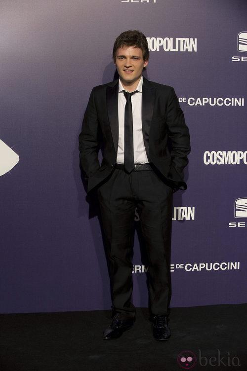Estilismo de Adam Jezierski en los Premios Cosmopolitan Fun Fearless Female 2011