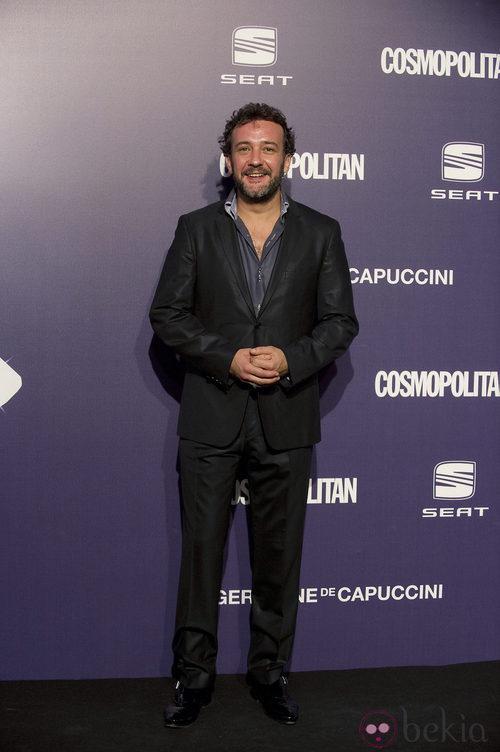 Estilismo de José Luis García Pérez en los Premios Cosmopolitan Fun Fearless Female 2011