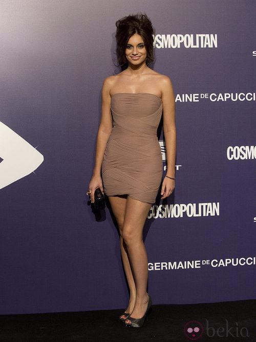 Estilismo de Norma Ruiz en la Gala Cosmopolitan Fun Fearless Female 2011