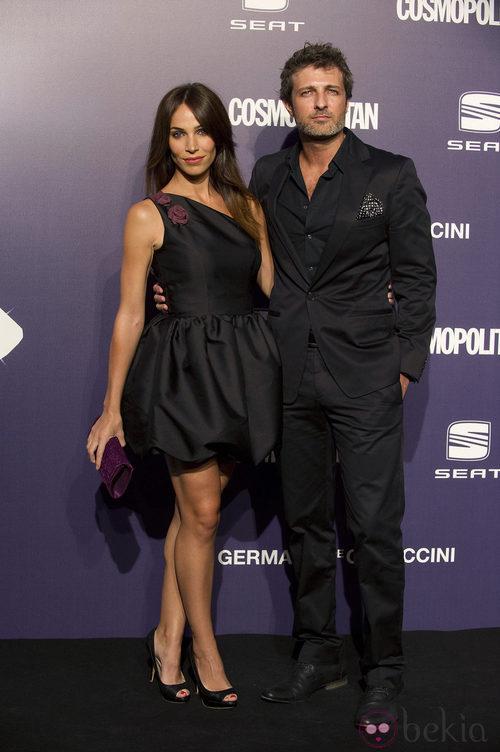 Estilismo de Nerea Garmendia y Jesús Olmedo en los Premios Cosmopolitan Fun Fearless Female 2011