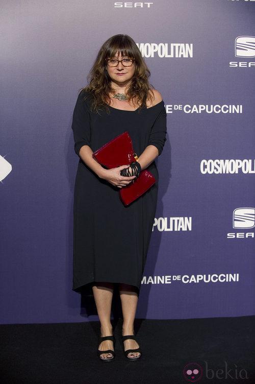 Estilismo de Isabel Coixet en los Premios Cosmopolitan Fun Fearless Female 2011